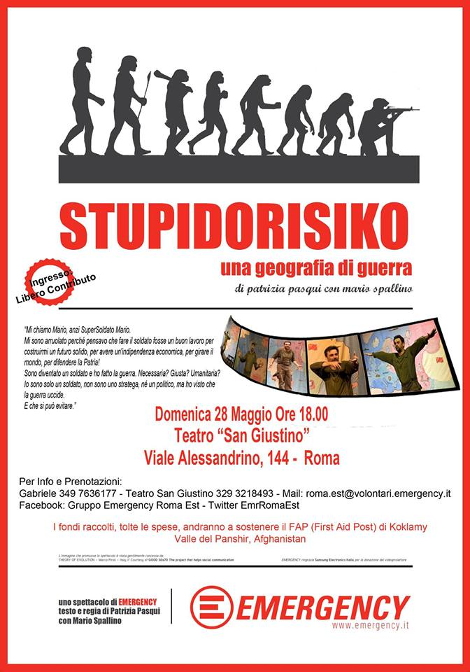 Stupido Risiko Emergency